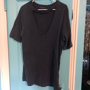 Urban Outfitters Keyhole Top
